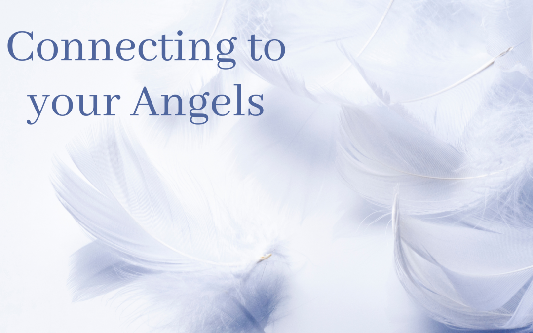 Connecting to the angels